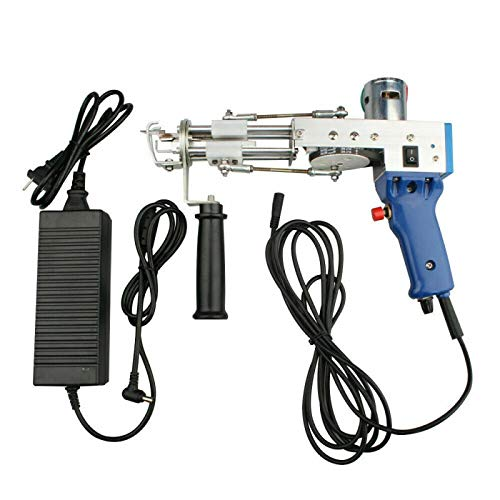 HAOWUTX Corte Pila de Pistola Pistola eléctrica Alfombra de acumulación de acumulación...