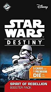 Star Wars Destiny: Spirit of Rebellion Booster Box Card Game