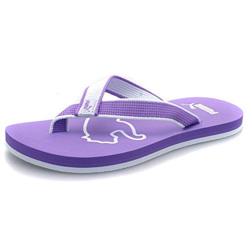 Puma Ona Flip Flop Dahlia Lila Damen Sandalen-Purple-40