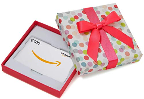 Buono Regalo Amazon.it - €100 (Cofanetto Maculato)