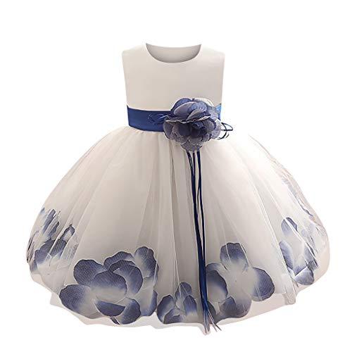 LuckyGirls Dress Princess Little Girl Elegant Carnival Dress Bride Kids Girls Dresses Dance Birthday Casual Sleeveless Dresses