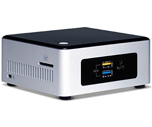 『Intel NUC Pentium N3700搭載 小型PCベアボーン Win10搭載モデル BOXNUC5PGYH0AJ』のトップ画像