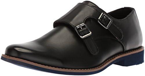 Deer Stags Boy s Harry Monk Strap Loafer Black 7 M Medium US Big Kid product image