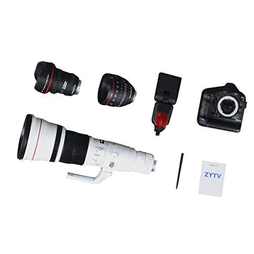 Bonarty 1: 6 DSLR Digitalkamera & 3 Objektivzubehör Für 12