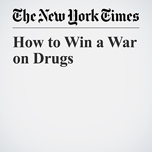 How to Win a War on Drugs copertina