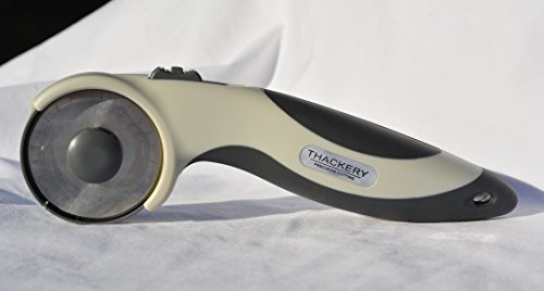 Thackery Handmade RC1-45 ERGONOMIC ROTARY CUTTER - 45mm Cutting Blades