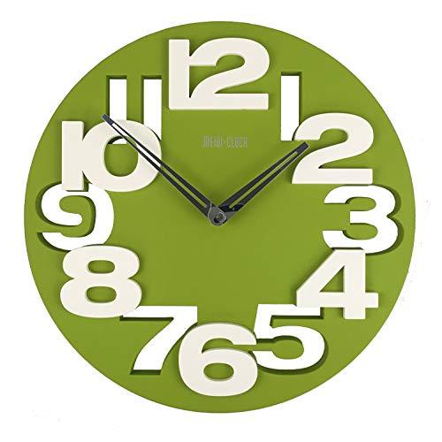 GMMH 3 D con diseño Moderno Reloj de...