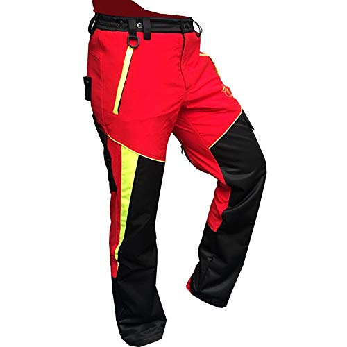 Francital Forest Fighter Start-Up Plus Schnittschutzhose bis Größe 7XL - normal - langgestellt - kurzgestellt - Schnittschutz-Bundhose - Sommer-Schnittschutzhose (7XL)