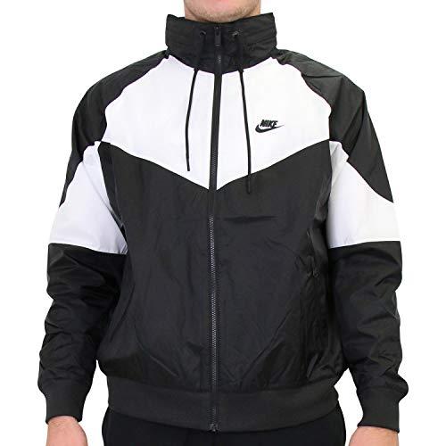 Nike Men's Sportswear Windrunner Black AR2209-012 (Size: L)