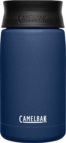 Hot Cap Vacuum Insulated Stainless Steel Travel Mug 12oz Navy product image