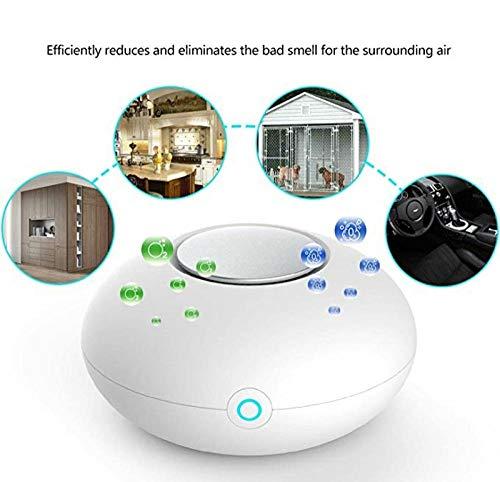 Ozongenerator Deodorant Luftreiniger USB Wiederaufladbarer Kühlschrank PurifierMiniPortable Luft Small Space Clear Geruch