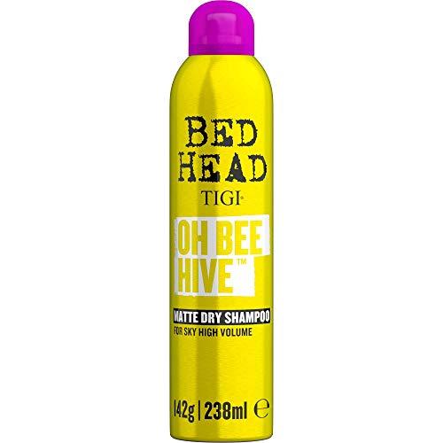 BED HEAD by TIGI Oh Bee Hive Trockenshampoo für Volumen und ein mattes Finish, 238ml