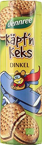 dennree Bio Käpt'n Keks Dinkel (6 x 330 gr)