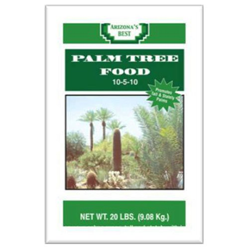 Gro Well Brands Cp AZB10049 Palm Tree Food, 20 lb