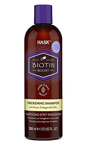 HASK Shampoo Biotin Boost, Für alle Haartypen, 355ml