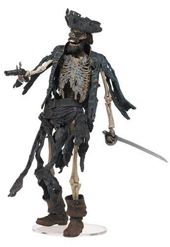 Pirates des Caraibes The curse of the black pearl S1 Cursed pirate - figurine 16 cm env