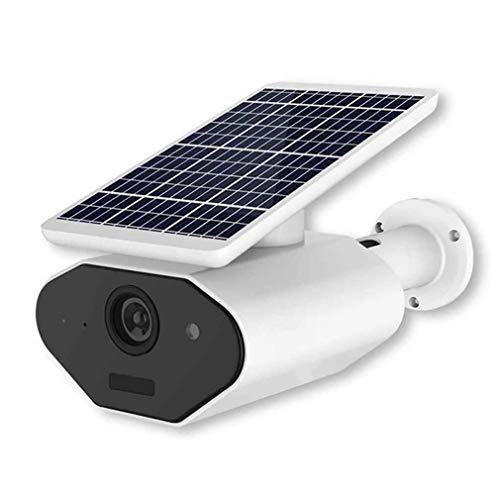 2.0MP Draussen Sicherheit CCTV Solar Angetrieben Unterbrechungsfrei Kabellos IP Kamera Mit Wiederaufladbar Batterie Zwei-Wege Audio IP67 Wetterfest Handy, Mobiltelefon Steuerung