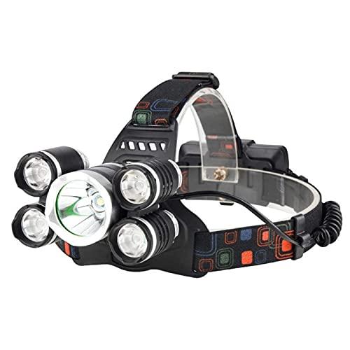 ROM Reflector LED para Exteriores, aleación de Aluminio, Faro Fuerte, luz de Pesca Nocturna, iluminación