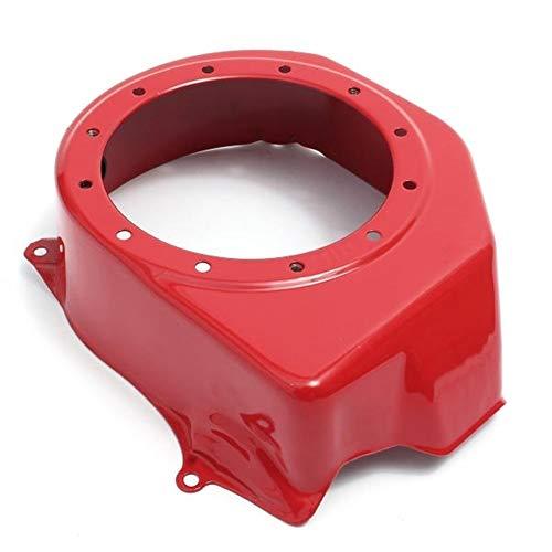 Motorrad-Komponenten Recoil Shroud Montagekühlventilator for GX160 GX200 168FA 168FB 5.5HP 6.5HP, einfach zu bedienen.