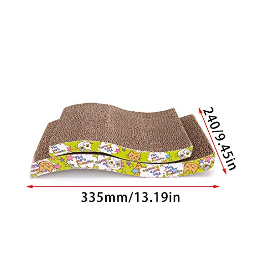 Color : Coffee, Size : Size Ericcay Scratching Mat Sisal Scratching Post Pad Sedia Sedia Gamba Unico Copertura Mobili Protector Pad Mat per La Decorazione Domestica 40 Cm X 30 Cm caff/è