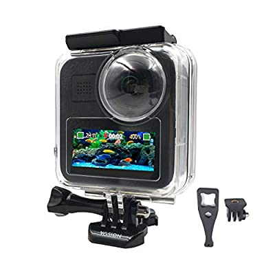 VGSION Protective Case & Lens Cover for GoPro Max from VG