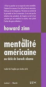 La Mentalité américaine de Howard Zinn
