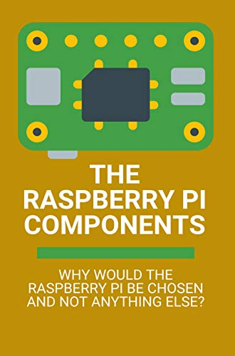 The Raspberry Pi Components: Why Would The Raspberry Pi Be Chosen And Not Anything Else?: Raspberry Pi 4 Accessories (English Edition)
