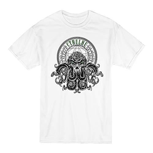 Camiseta Cthulhu ABYstyle - Cthulhu, Blanc, XXL