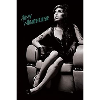 """Amy Winehouse Music Star poster 36/"""" x 24/"""""""