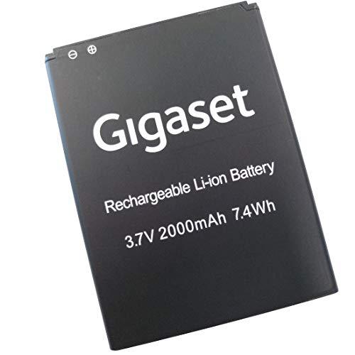 Gigaset Original-Akku für das Gigaset GS80 Smartphone Batterie 2000 mAh V30145-K1310-X469 /X469