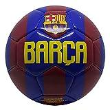 CASARI B.V. Barcelona Ballon de Football pour Enfant n° 2 2 V Rouge/Bleu Taille 5