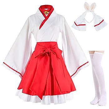 kitsune cosplay costume