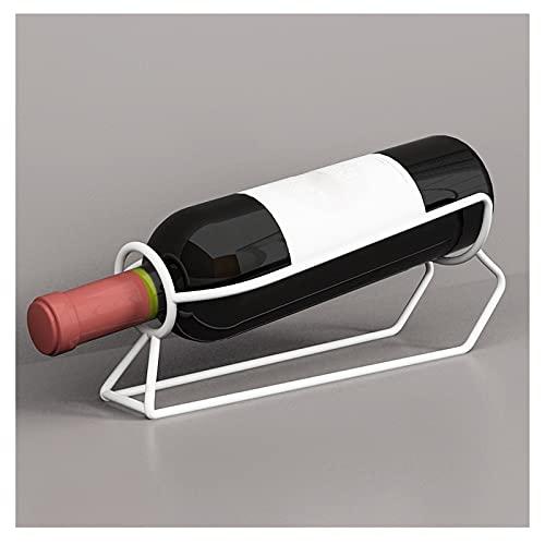 jinyi Estante de almacenamiento de vino, estante de almacenamiento de vino para...