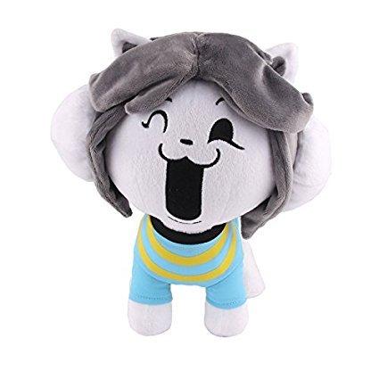 Neue Ankunft Undertale Temmie-Plüsch Weiches Spielzeug Puppe Für Kinder Geschenk - New Arrival Undertale Temmie Plush Soft Toy Doll For Kids Gift