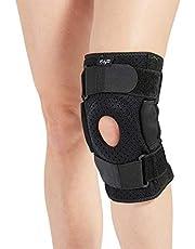 Scharnierende kniebrace voor mannen en vrouwen, kniesteun voor gezwollen ACL, pezen, liigament en meniscus letsel