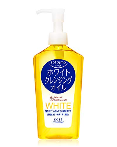 KOSE Softy Mo White Cleansing Oil