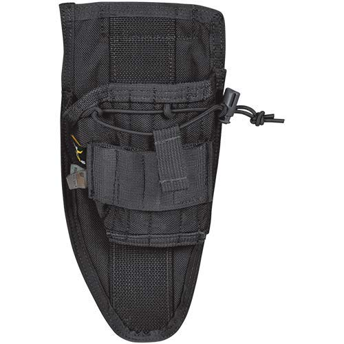Atlas 46 AIMS Drill Holster - Right Handed, Black | Compatible With Atlas 46 AIMS Systems For Multiple Customization Options | Sleek Solution For Effective Tool Management | Hand Crafted in the USA