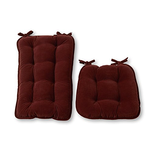 Greendale Home Fashions Omaha Microfiber Bed Rest Pillow