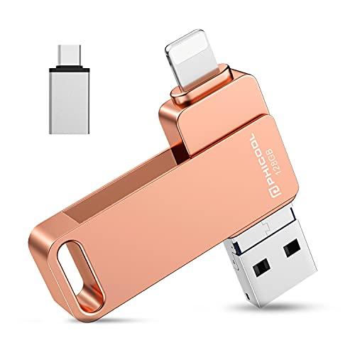 Chiavetta USB compatibile per smartphone  da 128 GB
