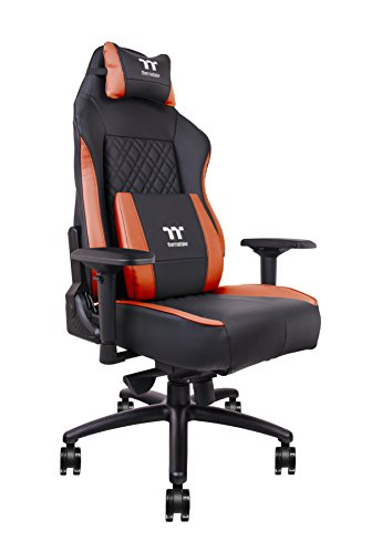 Tt eSPORTS X Comfort Air Gaming Chair, schwarz/rot