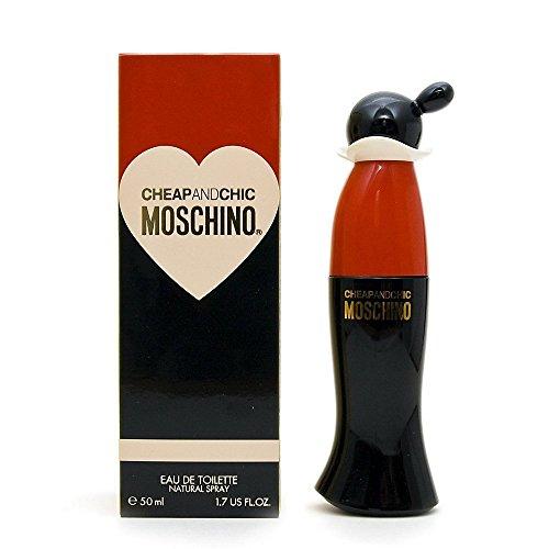 Moschino - CHEAP & CHIC edt vapo 50 ml