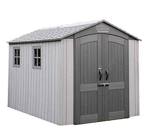 *Lifetime Kunststoff Gerätehaus Terra Gartenhaus 204×344 cm*
