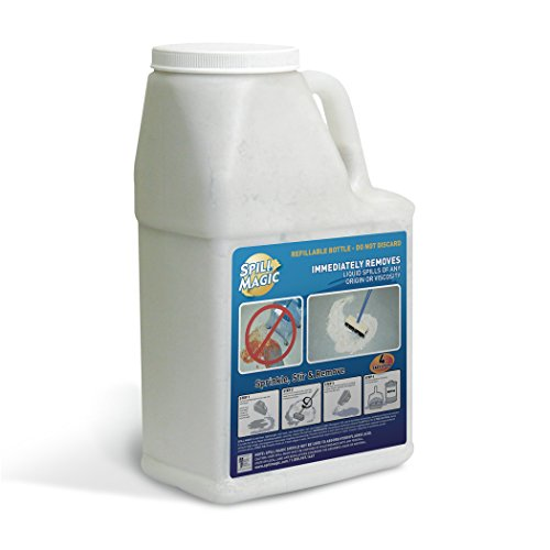 Spill Magic All-Purpose Spill Clean Up, 3lb. Bottle (SM202DB)