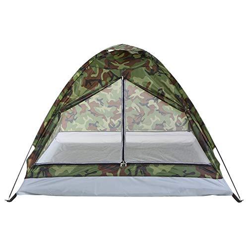 Zhangxiaowei Tarnung Ultralight Camping-Zelt Party Im Freien Strand Für 2 Personen-Einlagiges Eisangeln Aufblasbare Zelte,Grün