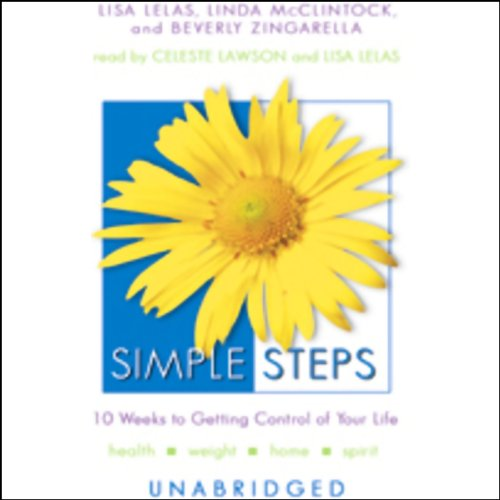 Simple Steps audiobook cover art