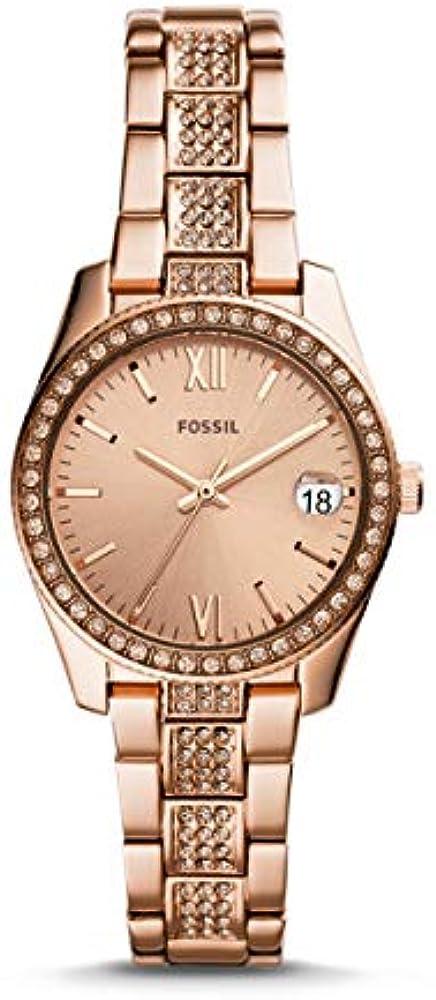 Fossil ,orologio da donna,in acciaio inossidabile ES4509