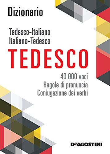Dizionario tascabile tedesco - italiano, Italiano - tedesco. 40.000 vocaboli, regole di pronuncia e coniugazione dei verbi