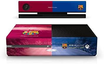 Official Fc Barcelona - Xbox One (console) Skin / Xbox One