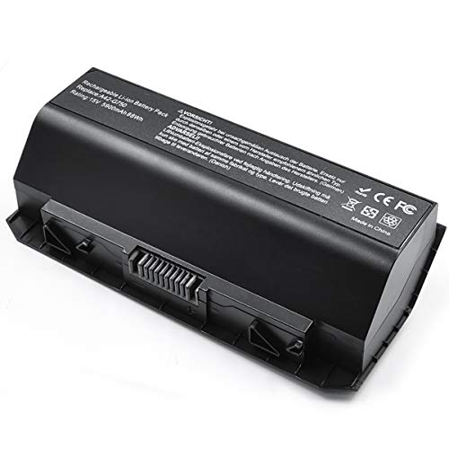 8 Cell /88Wh New G750 Laptop Battery for Asus (ROG) G750 G750J G750JH G750JM G750JS G750JW G750JX G750JZ G750Y47JX-BL G750JZ-T4044H A42-G750 Series Laptop Netbook