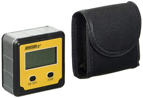 JOHNSON LEVEL & TOOL Magnet Digital Angle Locator